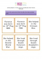 Miss Ward Education | KS1 Florence Nightingale Activity